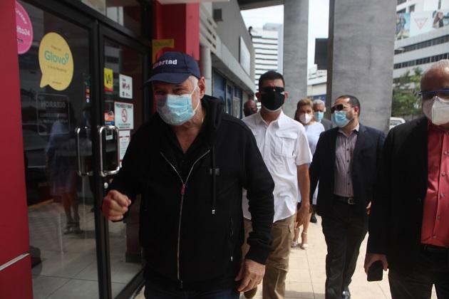 Ministerio Público violó la especialidad de Ricardo Martinelli