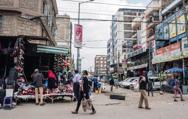 El coronavirus está afectando a la creciente clase media de África