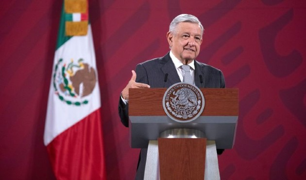 López Obrador: a la Cepal le 'embarga el pesimismo' económico