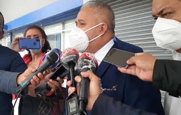 Defensa de Ricardo Martinelli presentará acciones para que se le respete su Principio de Especialidad