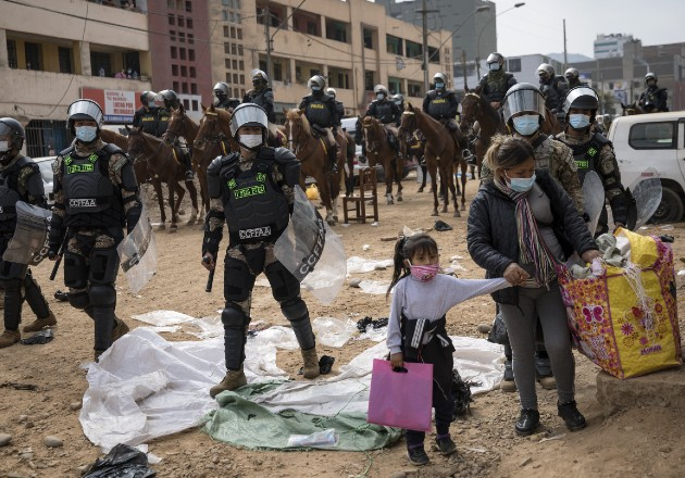 Latinoamérica vive una epidemia de corrupción