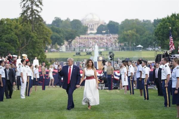 Estados Unidos. conmemora un 4 de julio marcado por la pandemia y las divisiones