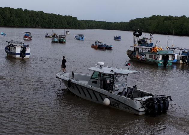 Socorristas buscan a dos pescadores de Soná, desaparecidos en el río San Pablo