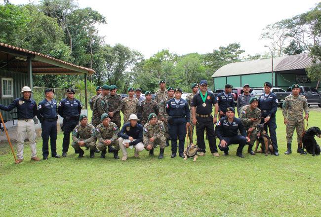 Ministro de Seguridad confirma que más de 2,000 unidades de la Fuerza Pública están en cuarentena