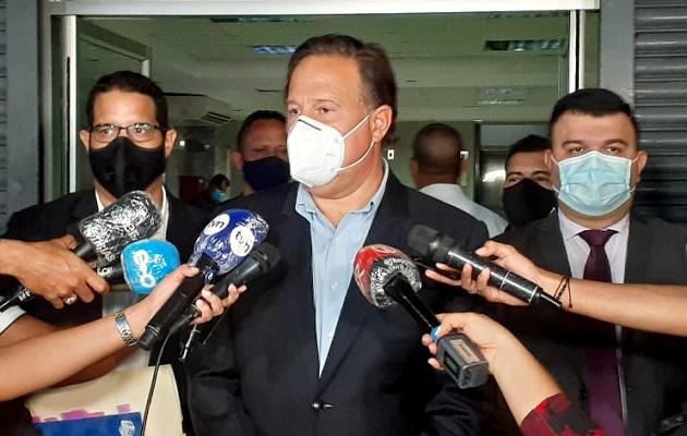Juan Carlos Varela debe regresar al Ministerio Público para aclarar supuesta donación de la empresa Odebrecht