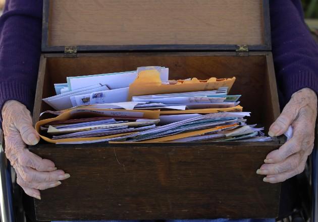 Añoran las cartas escritas a mano