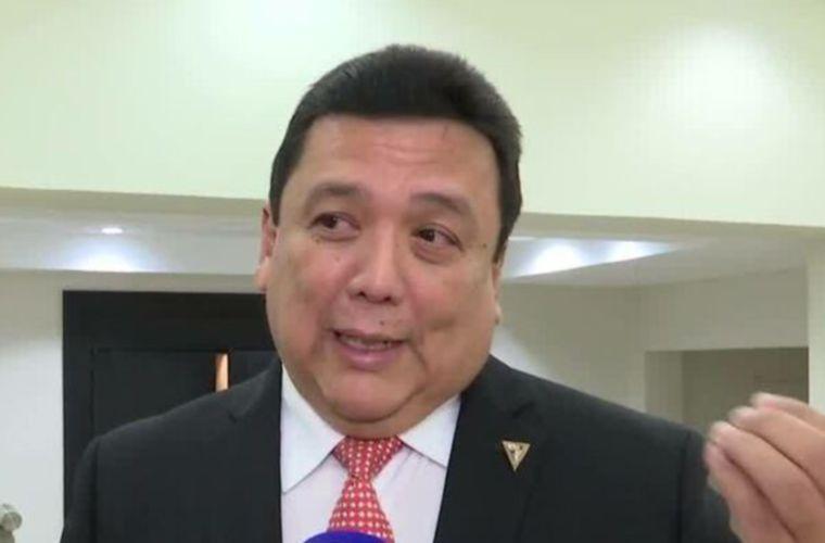 Procurador Eduardo Ulloa: Luis Martinelli no tiene orden que impida su entrada al país
