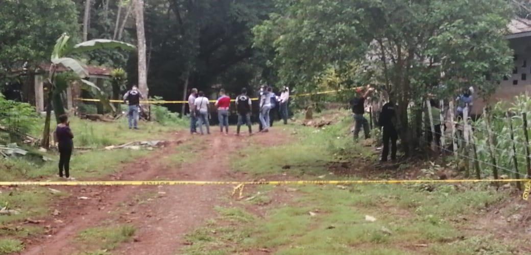 Aprehenden a un menor de edad por el caso del doble homicidio en Río Rita Norte, en Colón