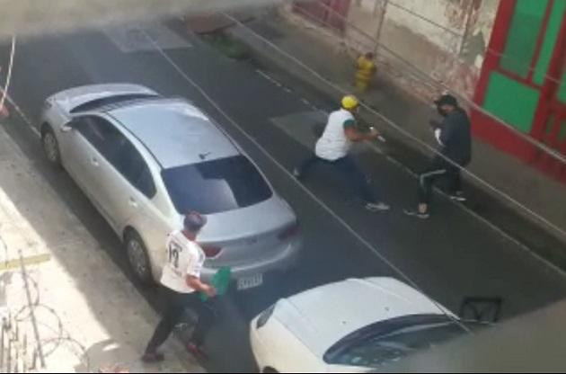 'Lo mató, lo mató', los gritos del video de una riña letal en El Chorrillo