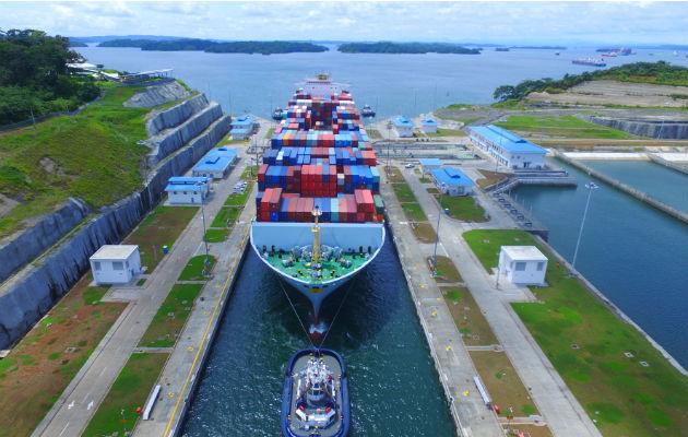 Tránsitos del Canal caerán entre un 15% a 20% por la contracción económica mundial, asegura Moody´s