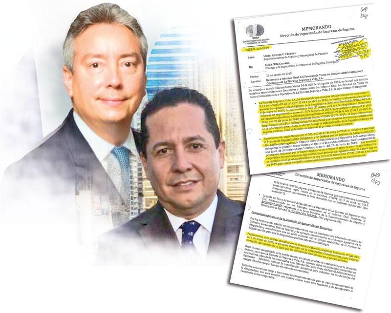 Denuncian liquidación de Seguros La Floresta ordenada durante gobierno de Juan Carlos Varela