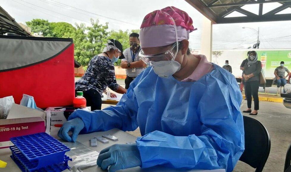 Sociedad Panameña de Salud Pública: Para controlar el COVID-19 es indispensable superar la crisis de gobernabilidad