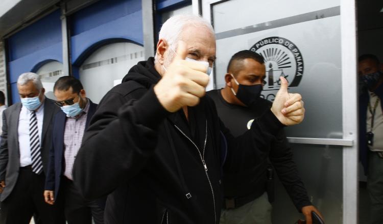 Juez de garantías deja en evidencia otra ilegalidad contra Ricardo Martinelli
