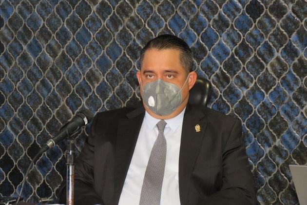 Presidente de la Asamblea, Marcos Castillero, positivo en la prueba de COVID-19