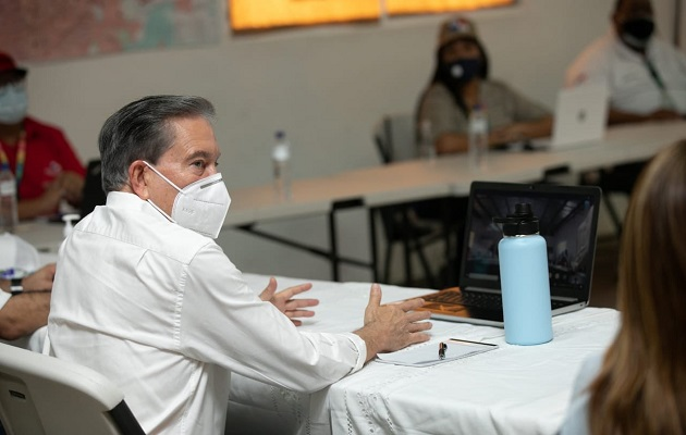 Laurentino Cortizo: Panamá no maquilla cifras de coronavirus