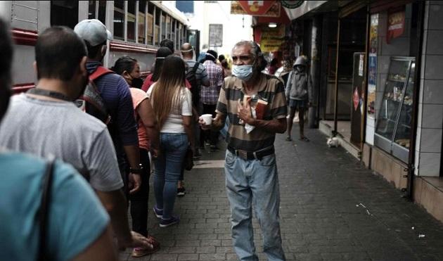 El desempleo en Costa Rica alcanza el 20% en lo que va de pandemia