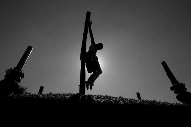 No hay salvación sin cruz