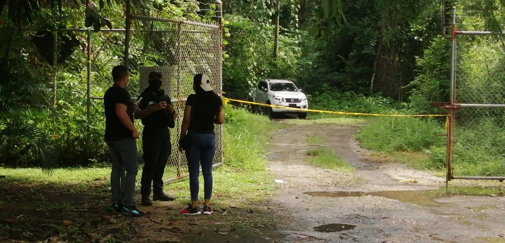 Encuentran siete cuerpos sin vida en el área revertida de Colón