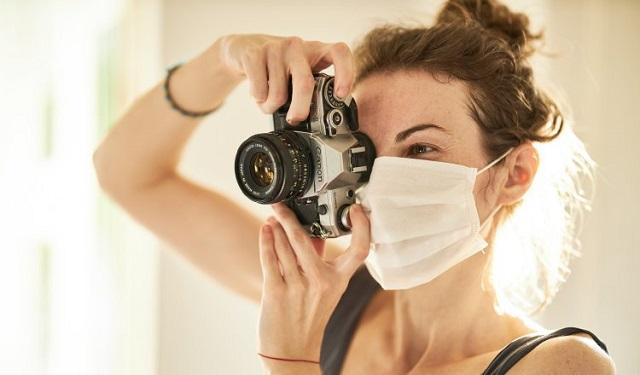 Convocatoria para mujeres amantes a la fotografía