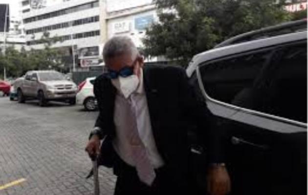 Ricardo Garay, rinde indagatoria ante la Fiscalía Anticorrupción por supuesta lesión contra el Senan por más de $40 millones