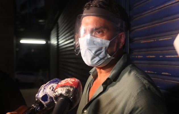 Yassir Purcait responde ante el Ministerio Público por adquisición de arma de fuego que son objeto de investigación