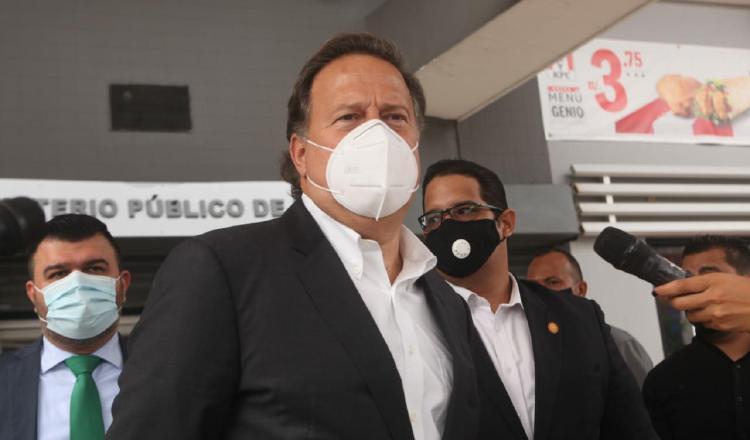 'Juan Carlos Varela está tratando de engañar a los investigadores'