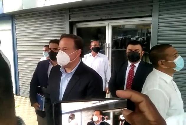Juan Carlos Varela cumple con la cuarta indagatoria por supuesta donación de $10 millones de la empresa Odebrecht