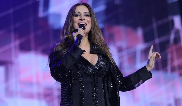 [EXCLUSIVA] La cantante Myriam Hernández habla de su gira virtual para apoyar una noble causa