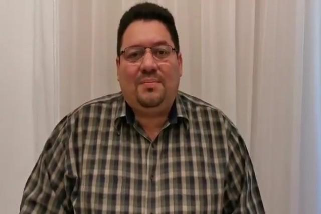 Alcalde de Santiago de Veraguas, Samid Sandoval, le gana la batalla a la COVID-19