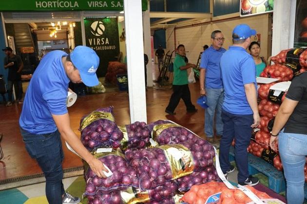 Aupsa: No existe cebolla morada con salmonella en Panamá