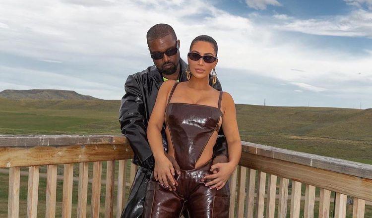 Kim Kardashiam y Kanye West ya están haciendo vidas separadas