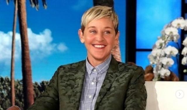 Ellen DeGeneres envió un mensaje emotivo a su equipo de trabajo