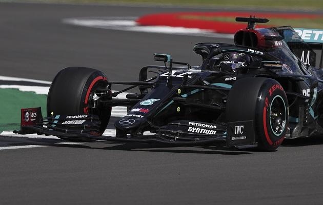 ¡Imparable! Lewis Hamilton logra otra 'pole' y tiene la oportunidad de ampliar su liderato
