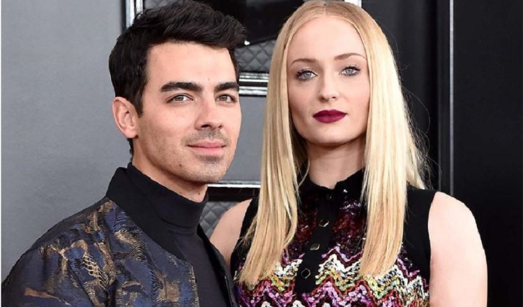 Joe Jonas y esposa Sophie Turner. Fotos: Instagram/Internet
