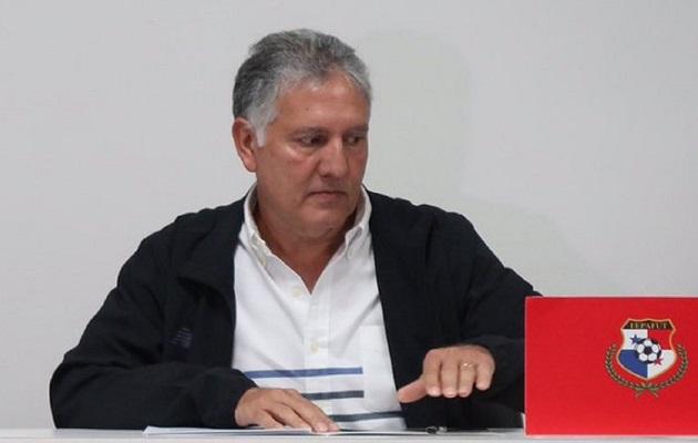 Chaluja admite que nunca se preocuparon por mirar si Panamá perdía puestos en el ranking