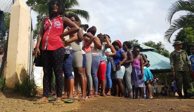Panamá podría expulsar a migrantes por actos vandálicos y otros posibles delitos registrados en Darién