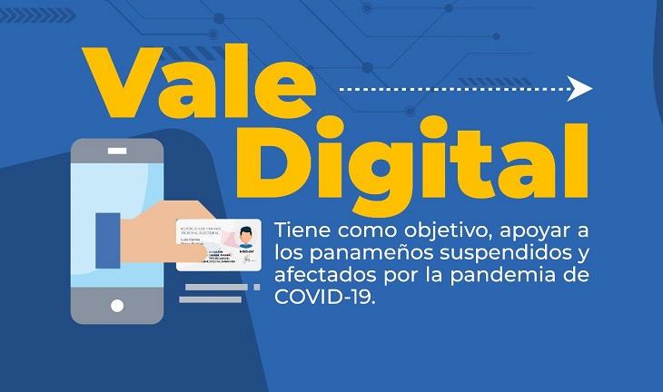 Excluidos del vale digital podrían beneficiarse de la ayuda social