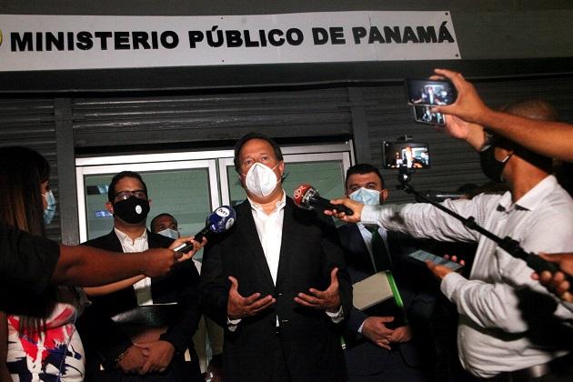 Juan Carlos Varela: yo no sé quién es 'Cachaza'