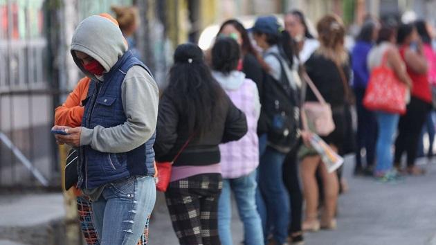 Desempleo en México sube a 5,5% en junio y millones se reincorporan a mercado