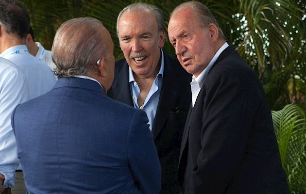 El magnate caribeño de raíces hispanocubanas que acogería a Juan Carlos I