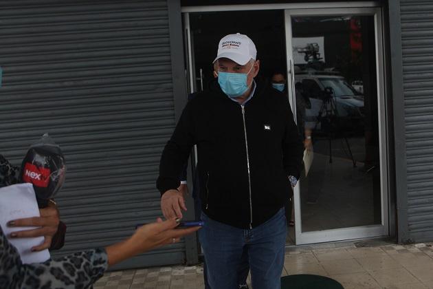 Luis Eduardo Camacho: 'Los enemigos de Ricardo Martinelli buscaban lana y salieron trasquilados'