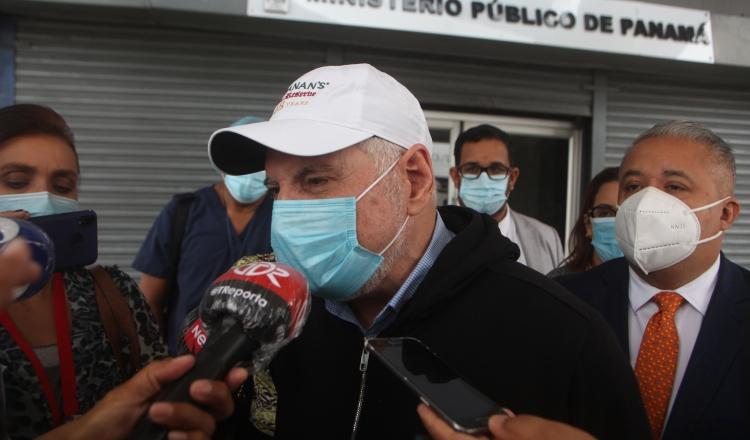 Principio de Especialidad sigue vigente para Ricardo Martinelli Berrocal