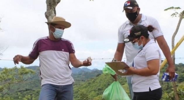 Aumentarán el bono solidario en las provincias de Herrera y Los Santos