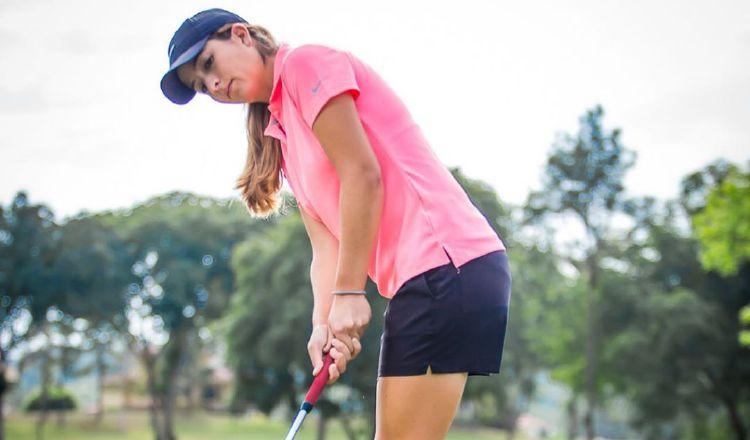 Laura Restrepo tuvo una experiencia motivadora en el LPGA Tour