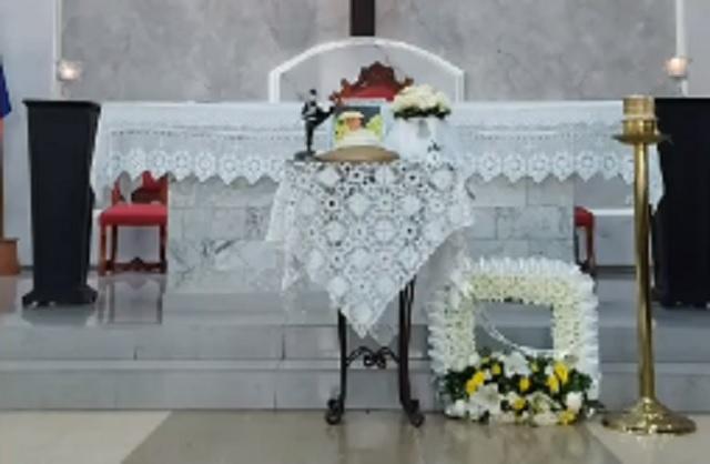 Kendal Royo: Familiares y amigos se despiden de