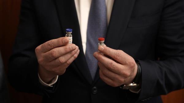 Vladímir Putin anuncia que Rusia ha registrado la primera vacuna contra la COVID-19 en el mundo