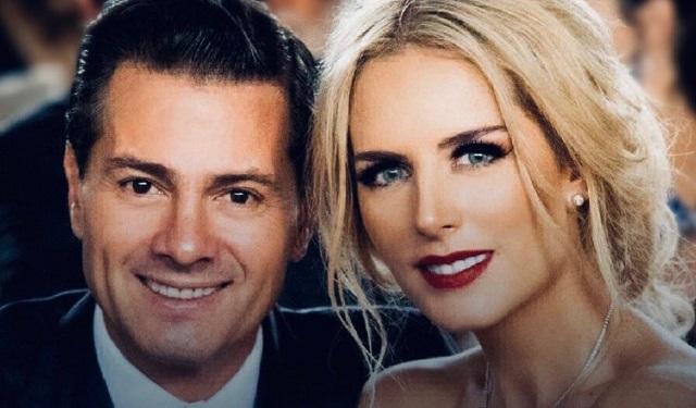 Tania Ruiz, novia del expresidente Enrique Peña Nieto, tiene COVID-19