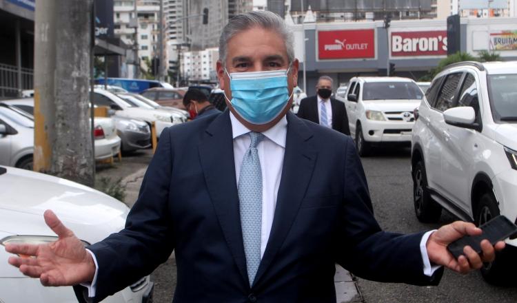 Juan Antonio Niño no declara por el caso Odebrecht y tiene fianza por $800 mil