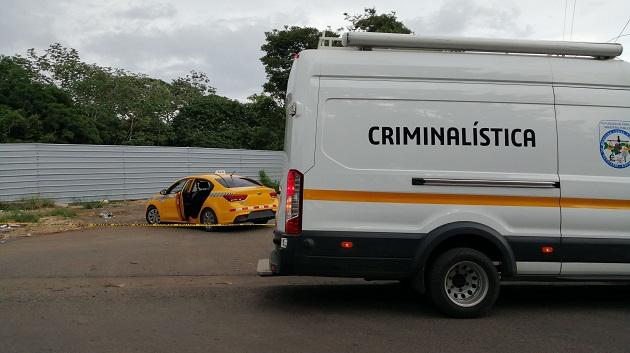 El Ministerio Público investiga el homicidio de un taxista en La Chorrera