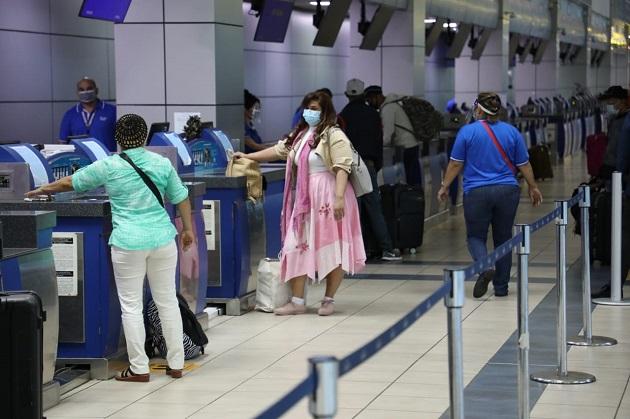 Aeropuerto Internacional de Tocumen reanuda operación con 17 vuelos